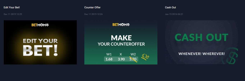 Betmomo bonus